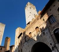 Tuscany Highlights Tours 2018 - 2019 -  San Gimignano